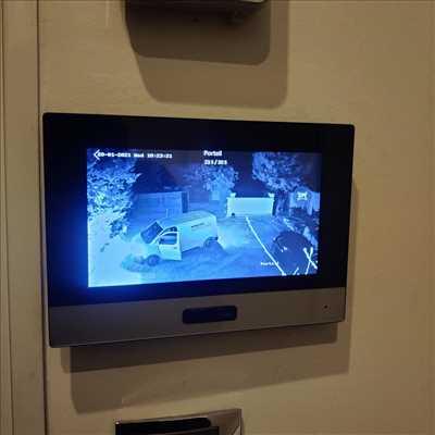 Photo vidéoprotection n°102 à Carpentras par Taillepied Service