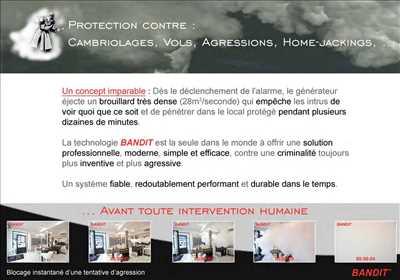 Photo vidéoprotection n°104 zone Vaucluse par Taillepied Service