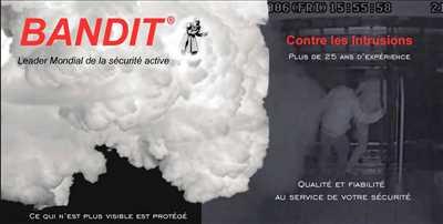 Photo vidéoprotection n°106 à Carpentras par Taillepied Service