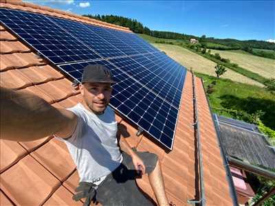 Exemple panneaux solaires n°13 zone Haute Savoie par Smart-To