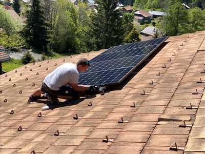 Photo panneaux solaires n°14 à Thonon-les-Bains par Smart-To