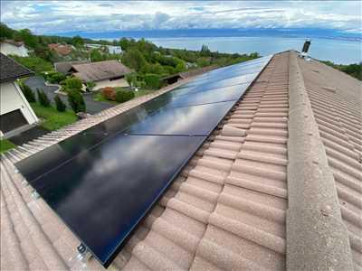 Photo panneaux solaires n°15 dans le département 74 par Smart-To