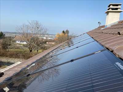 Exemple panneaux solaires n°17 zone Haute Savoie par Smart-To