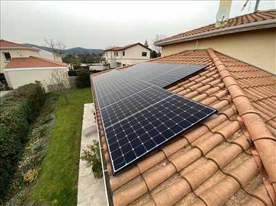 Photo panneaux solaires n°19 dans le département 74 par Smart-To