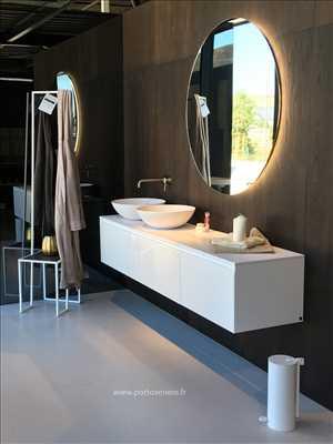 Exemple salle de bain n°197 zone Hérault par EMILIEN