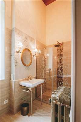Photo salle de bain n°210 à Montpellier par PORTO VENERE