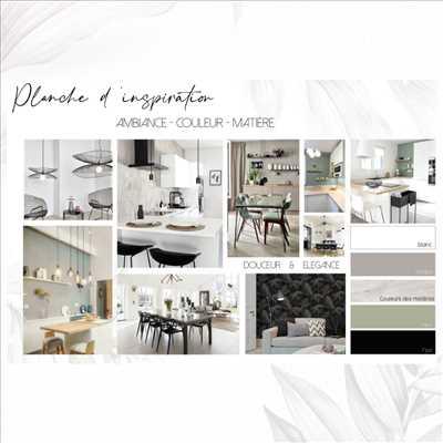 Exemple décoration n°217 zone Savoie par Christina Lopez DECORATION INTERIEURE