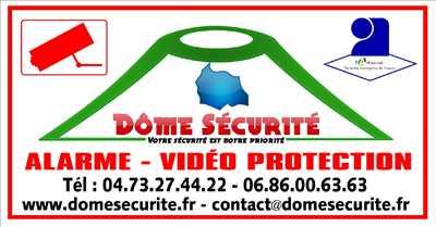 Photo alarme n°23 dans le département 63 par Dôme Sécurité