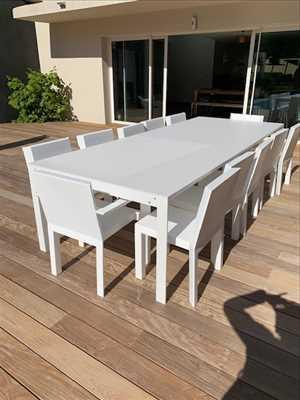 Exemple meuble n°249 zone Alpes-Maritimes par INNOVATION Spot Lumiere Led