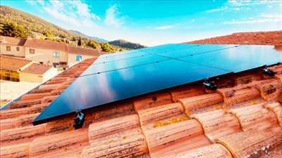 Exemple panneaux solaires n°269 zone Bouches-du-Rhône par julien