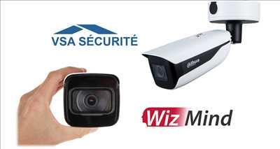 Photo vidéoprotection n°288 zone Haute Savoie par VSA SÉCURITÉ
