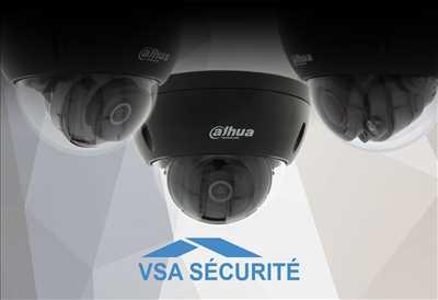 Exemple vidéoprotection n°289 zone Haute Savoie par VSA SÉCURITÉ