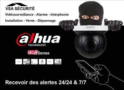 Photo vidéoprotection n°290 à Annemasse par VSA SÉCURITÉ