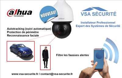 Photo vidéoprotection n°291 dans le département 74 par VSA SÉCURITÉ