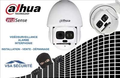 Photo vidéoprotection n°292 zone Haute Savoie par VSA SÉCURITÉ