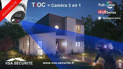 Photo vidéoprotection n°294 à Annemasse par VSA SÉCURITÉ