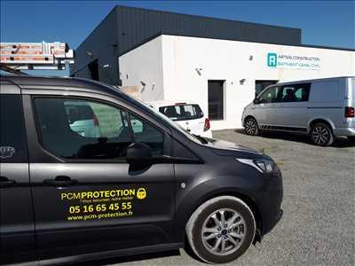 Photo vidéoprotection n°320 zone Charentes-Maritimes par PCM Protection