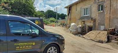 Exemple alarme n°321 zone Charentes-Maritimes par PCM Protection
