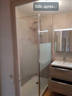 Photo salle de bain n°336 zone Savoie par David