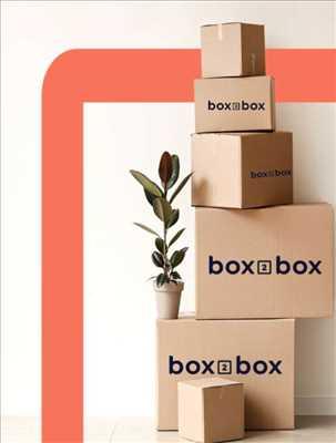 Exemple garde meuble n°345 zone Paris par box2box