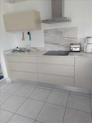 Exemple peinture n°365 zone Morbihan par Meubles & Patines