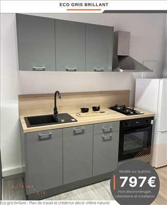Exemple cuisine n°425 zone Hérault par Cuisineandcie