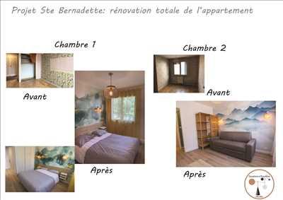 Photo décoration n°434 à Annecy par SOPHIE