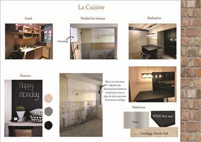 Photo cuisine n°440 zone Haute Savoie par SOPHIE
