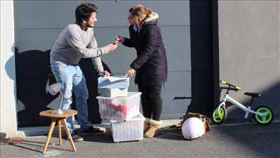 Exemple garde meuble n°45 zone Gironde par Jestocke